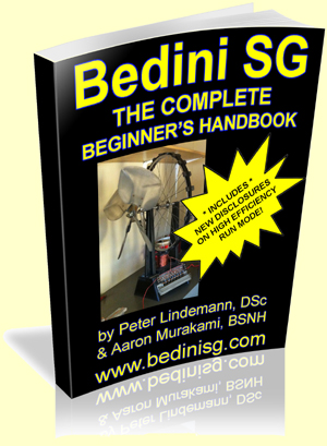 Bedini SG - The Complete Handbook Series Trilogy
