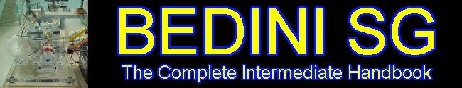 Bedini SG - The Complete Intermediate Handbook